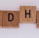 ADHD Block Letter Image