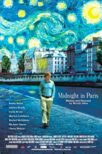 midnight in paris film photo, career ADD