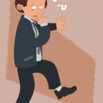 doubtful cartoon character photo