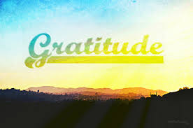 gratitude rocks, stories of gratitude